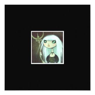Dark Fairy Tale Character 6 Card
