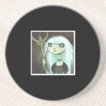 Dark Fairy Tale Character 6 Drink Coaster