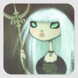 Dark Fairy Tale Character 6 Stickers