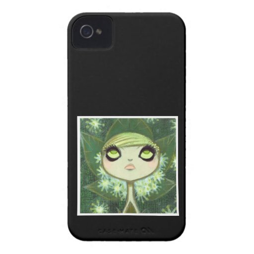 Dark Fairy Tale Character 7 Case-Mate iPhone 4 Case