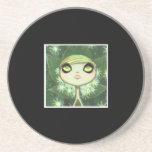 Dark Fairy Tale Character 7 Drink Coaster