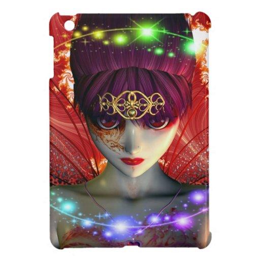 Dark Fairy's Goal iPad Mini Cases