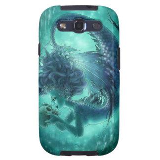 Dark Fantasy Samsung Galaxy Case - Secret Kisses Galaxy SIII Case