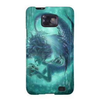 Dark Fantasy Samsung Galaxy Case - Secret Kisses Galaxy S2 Cases