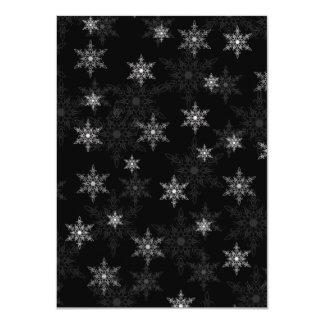 dark festiv pattern card