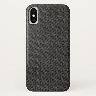 Dark Fiber iPhone X Case