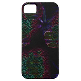 Dark Flower iPhone SE/5/5s Case