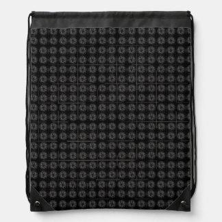 Dark Fog Drawstring Backpack