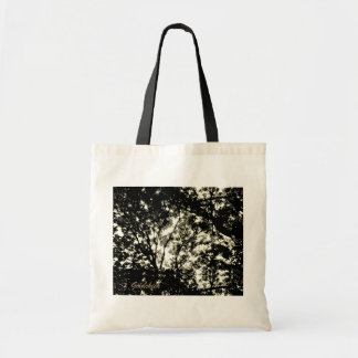 Dark Forest Canvas Bags