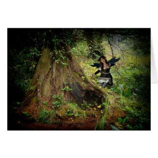 Dark Forest Fey Card