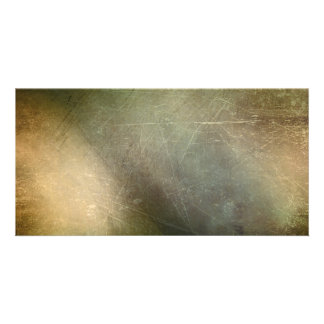 DARK FOREST GRUNGE MULTI-COLORED BACKGROUNDS DIGIT CARD