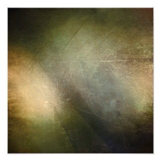 DARK FOREST GRUNGE MULTI-COLORED BACKGROUNDS DIGIT PHOTO PRINT