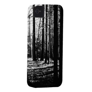 Dark Forest Jungle Green Tress iPhone 4 Cover