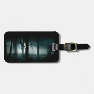 Dark Forest Tag For Luggage