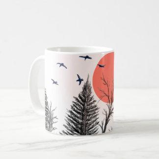 dark forest mug