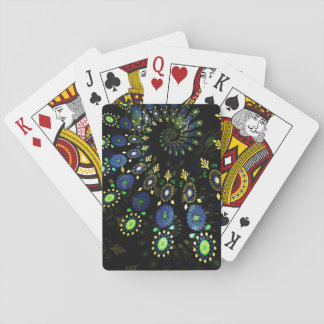 Dark Fractal Deck Playing Cards