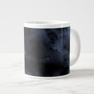 Dark Galaxy Art Mug