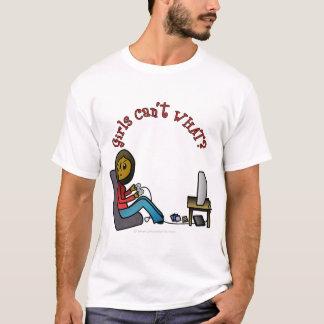 Dark Gamer Girl T-Shirt