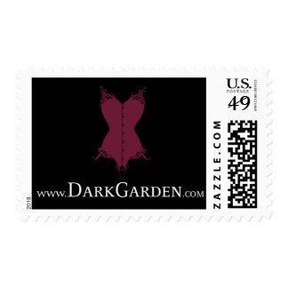 Dark Garden First Class Stamps