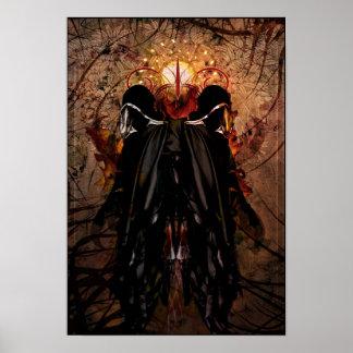 Dark Gemini Poster