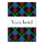Dark Geometric Pattern. 5x7 Paper Invitation Card