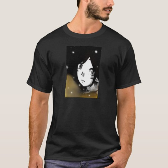 dark girl T-Shirt