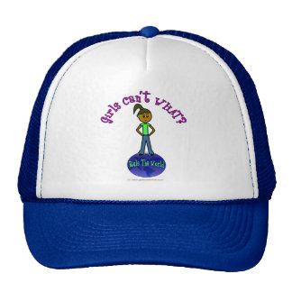 Dark Girls Rule The World Trucker Hat