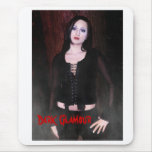 Dark Glamour Mousemat