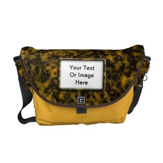 Dark Gold Cloud Photo Frame Bag