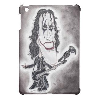 Dark Goth Legend Movie Caricature Drawing Tablet iPad Mini Cases