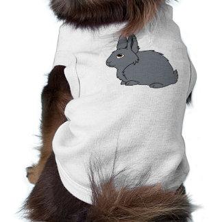 Dark Gray Arctic Hare Tee