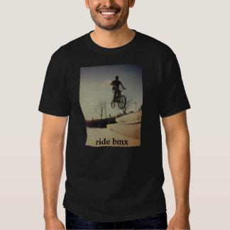 dark gray bmx shirt