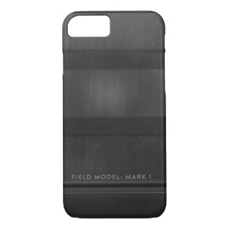 Dark Gray Model - Mark I iPhone 8/7 Case