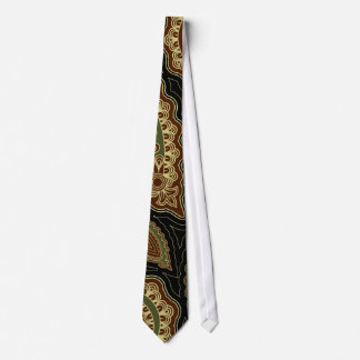 Dark green and burgundy paisley.png tie