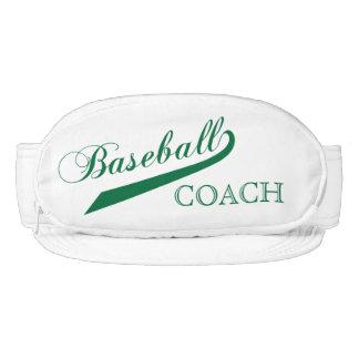 Dark Green Baseball Coach Visor