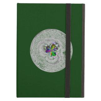 Dark green design iPad air cover