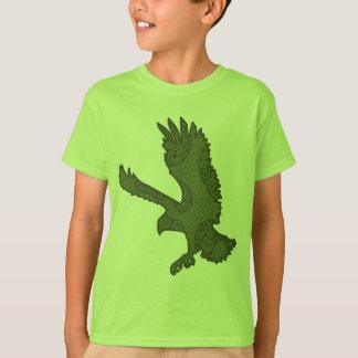 Dark Green Eagle Shirt