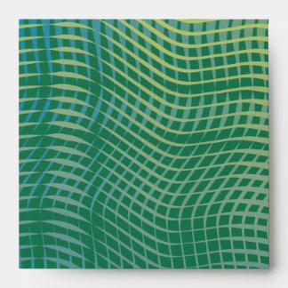 Dark Green Envelope