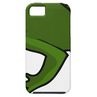 Dark Green Frog iPhone SE/5/5s Case