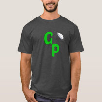 Dark green GP logo T-Shirt