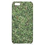 Dark Green Grass Texture iPhone 5C Cases