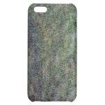 Dark Green Grassy Background iPhone 5C Cover