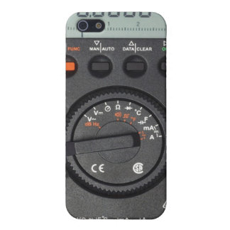 Dark Green Multimeter iPhone 4-4S Case