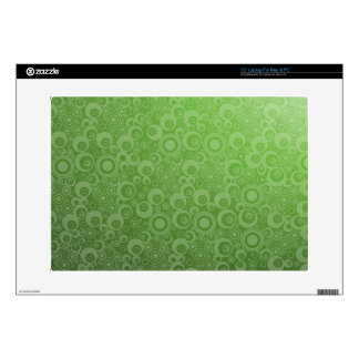 Dark Green Decal For Laptop