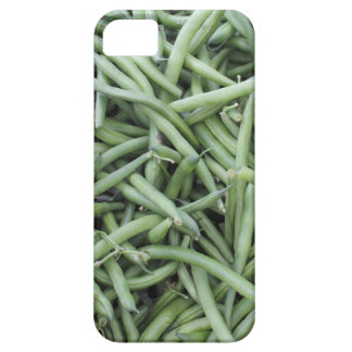 Dark Green String Beans iPhone 5 Cover