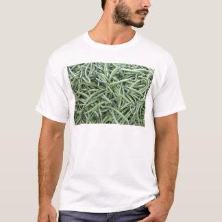 Dark Green String Beans T-Shirt