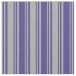 [ Thumbnail: Dark Grey and Dark Slate Blue Colored Pattern Fabric ]