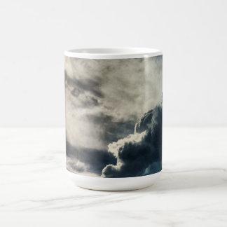 Dark Grey Clouds Coffee Mug