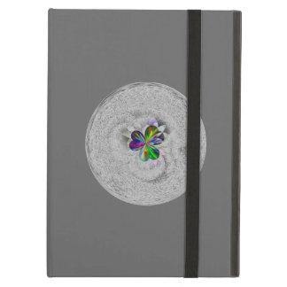 Dark grey design case for iPad air