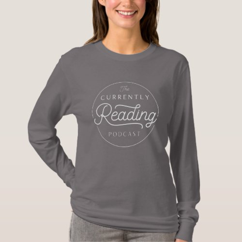 Dark Grey Long Sleeve Tee